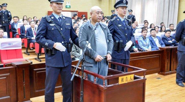 Çin'de seri katile idam cezası