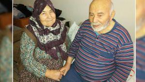 Korkunç olay yaşlı çifti ayırdı