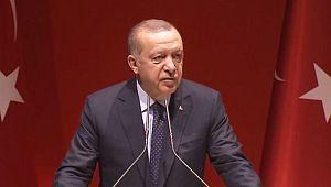 Son dakika... Cumhurbaşkanı Erdoğan'dan önemli mesajlar