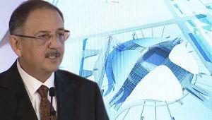Son dakika... Mehmet Özhaseki projelerini tanıttı