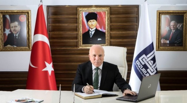 Başkan Sekmen'den Deprem Haftası Mesajı