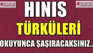 Hınıs'ın Türküleri