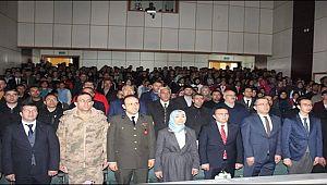 Hınıs'ta 14 Mart Coşkusu