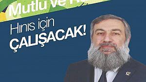 Saadet Partisi Hınıs Belediye Başkan Adayı Projelerini Açıkladı