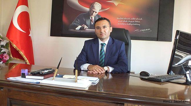 Hınıs Kaymakamı Bülent AY Hakkettiği Yere Atandı!