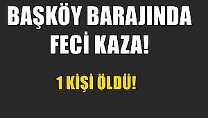 Hınıs'ta Feci Kaza! 1 Kişi Öldü