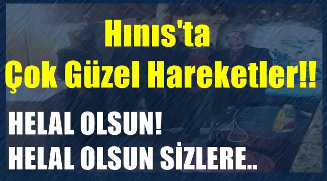 Hınıs'ta Çok Güzel Hareketler!!