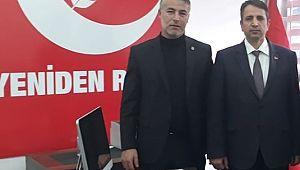 Yeniden Refah Partisi Hınıs İlçe Başkanı Belli Oldu