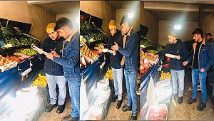 Hınıs'ta Gıda Kontrolleri Son Hızla....