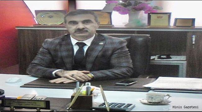Hınıs Ziraat Odası: