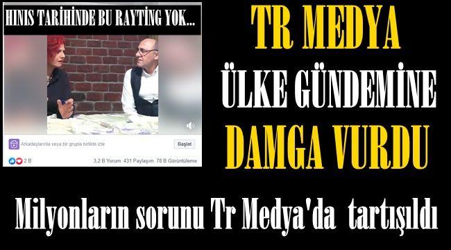 Hınıs Gazetesi-Tr Medya Ülke Gündemine Damga Vurdu