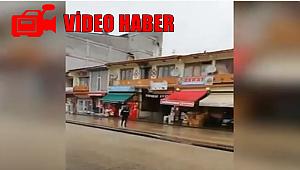 Hınıs'ta Yağmur Etkili Oluyor