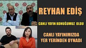 Reyhan EDİŞ Hınıslıları Mest Etti