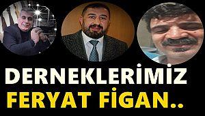 Hınıs Dernek Başkanları Feryat Figan Ediyor..