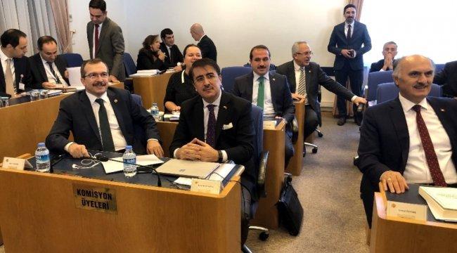 Milletvekili Aydemir yasa değişiklik tekfini sundu