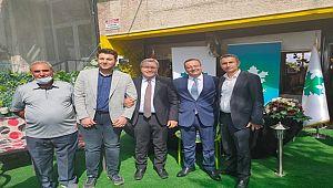 Veysel BAYIR Gelecek Partisi Hınıs İlçe Başkanı Oldu..