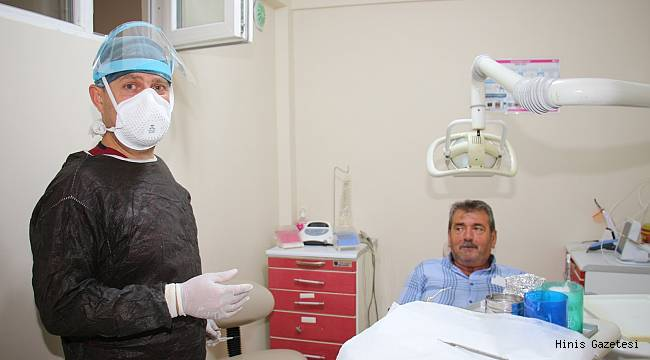 Hınıslı Diş Doktorundan Önemli Uyarı