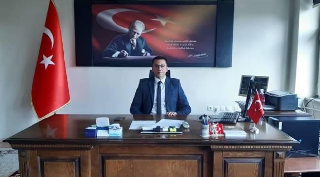 İlçe Kaymakamı Mustafa İlhan Bayram Mesajı Yayınladı