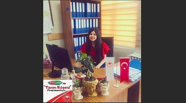 Hınıs'ta Görevli Ziraat Mühendisi Hınıs Şeker Fasulyesini Trt'de Dile Getirdi
