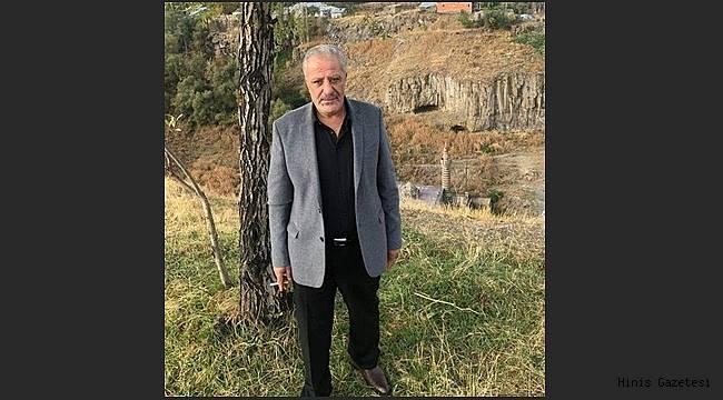 Hınıs'a Üzücü Haber Gebze'den Geldi.