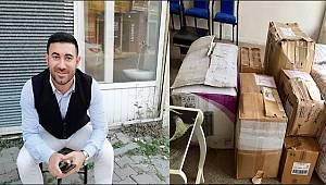 Hınıs CHP İlçe Başkanı Harıl Harıl Çalışıyor