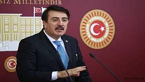 Aydemir Hınıs Fasulyesini Mecliste Gündeme Getirdi