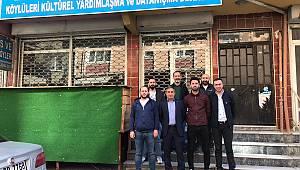 Erzurum- Hınıs- Tekman Derneği'nin Genel Kurulu Yapıldı