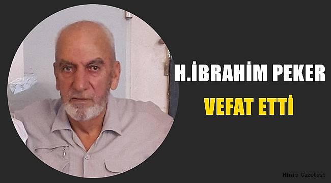Halilçavuş Eski Belediye Başkanı Vefat Etti