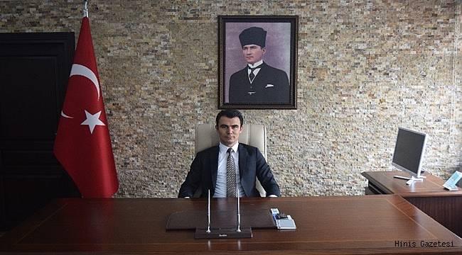 Hınıs'ın Yeni Kaymakamı Belli Oldu..