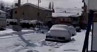 Hınıs'tan Kış Manzaraları