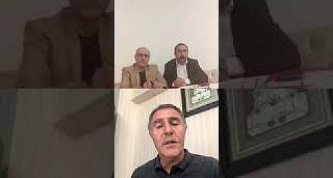 Ak Parti Eski Milletvekili Dr.Saadettin Aydın Canlı Yayın Konuğumuz Oldu