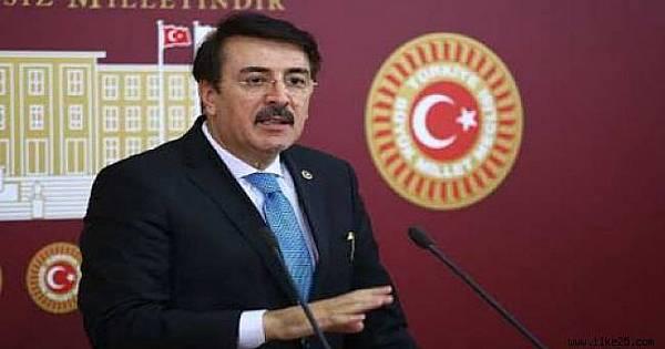 Aydemir Mecliste Hınıs Fasulyesi' ne vurgu yaptı.